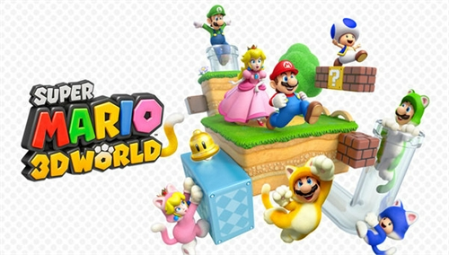 Super Mario 3D World 1(1)