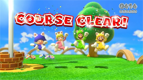Super Mario 3D World 2(1)