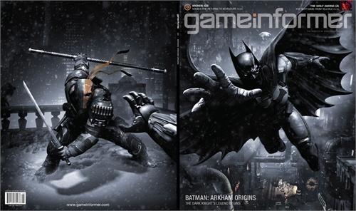 Batman Arkham Origins 1(1)