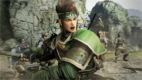 Dynasty Warriors 8 1(1)
