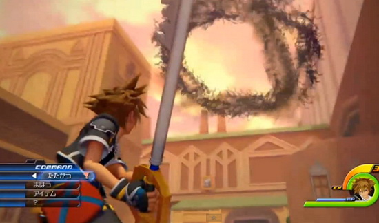 El final de la trilogia Kingdom Hearts