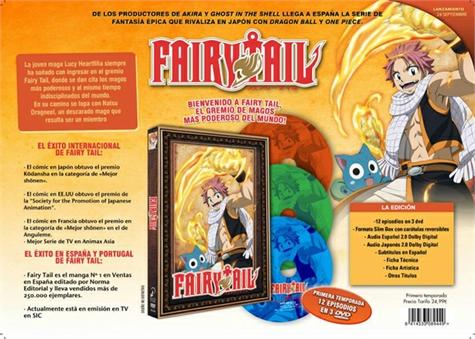 Fairy Tail España