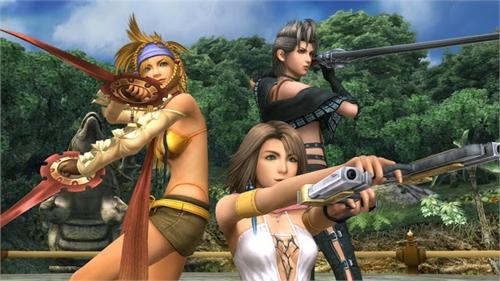 Final Fantasy XX-2 Remaster 2(1)