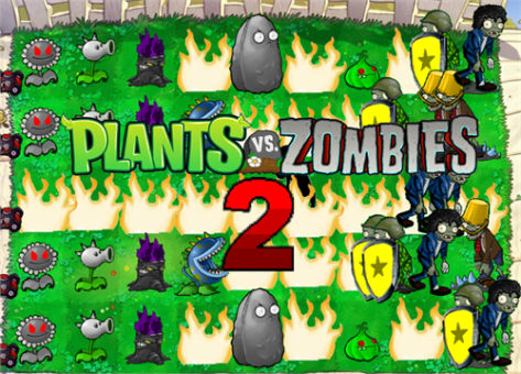 Plants vs Zombies 2 1(1)