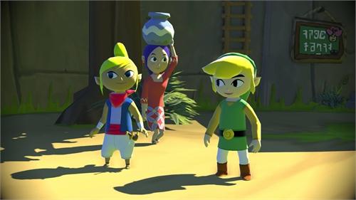The Legend of Zelda Wind Waker HD 2(1)