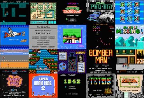 NES videojuegos 2