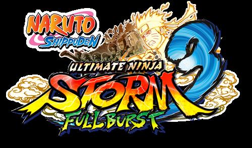 Naruto Shippuden Ultimate Ninja Storm 3 Full Burst º(1)