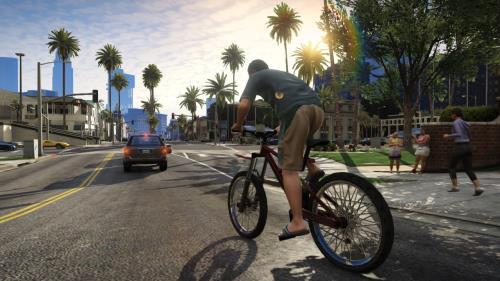 Grand Theft Auto V 2 (500x200)