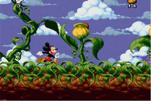 Mickey Mania 2 (500x200)