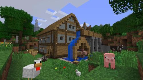 Minecraft 2 (500x200)