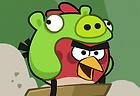 Angry Birds Rush Rush Rush - juegos de motos