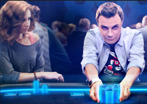 Diviertete jugando al poker