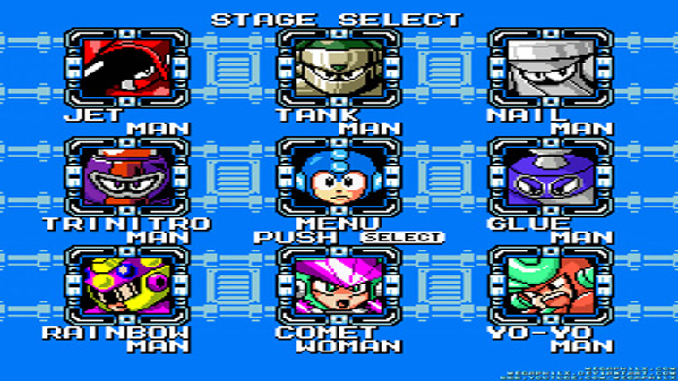 Megaman Unlimited 2