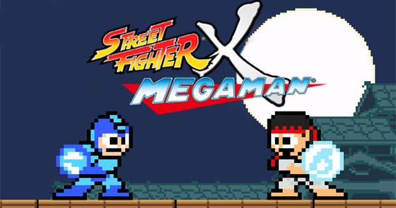 Street Fighter x Megaman 1
