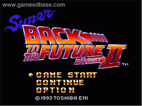 Super Back to the Future 2 1