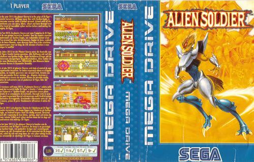 Alien Soldier 1