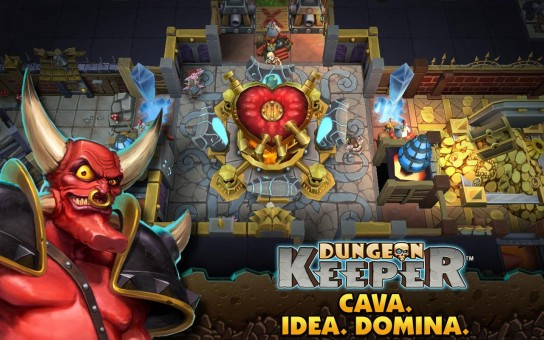 Dungeon Keeper Peter Molyneux 1