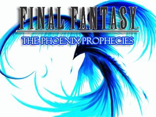 Final Fantasy The Phoenix Prophecies 1
