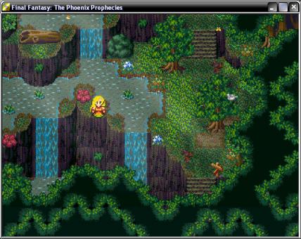 Final Fantasy The Phoenix Prophecies 2