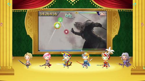 Final Fantasy Theatrhythm Curtain Call 2