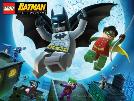 Lego Batman The Video Game 1