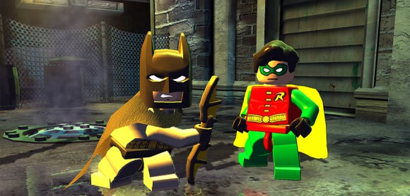 Lego Batman The Video Game 2