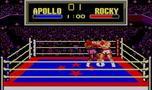 Master System Rocky 2