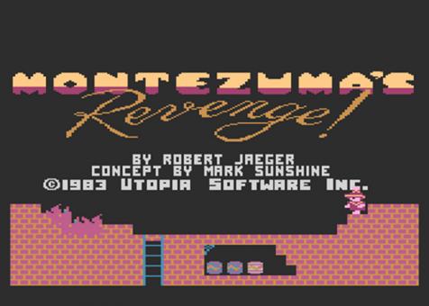 Moctezuma's Revenge 1