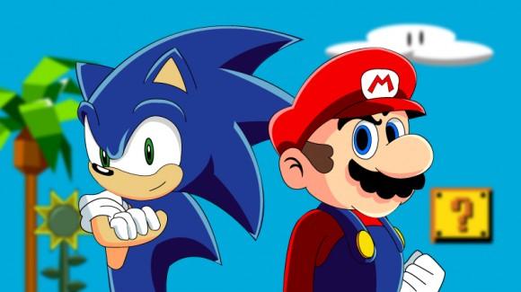 Sonic y Mario 1