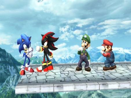 Sonic y Mario 2