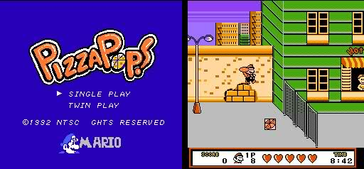 Super Mario hack 1