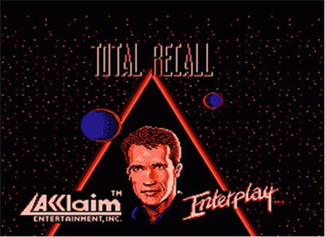 Total Recall NES 1