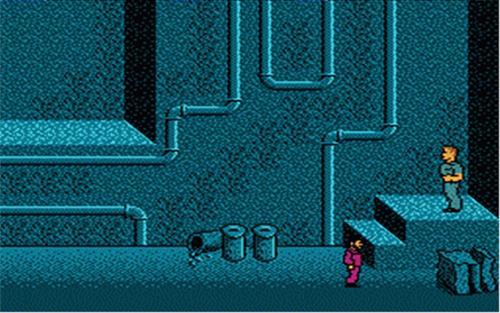 Total Recall NES 2