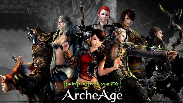 ArcheAge - cinematic trailer
